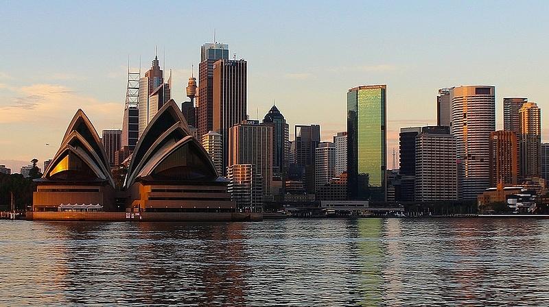Már 47 fok van Sydney-ben