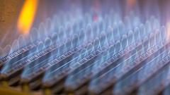 Földgáz: az oroszok nem tudtak megállapodni