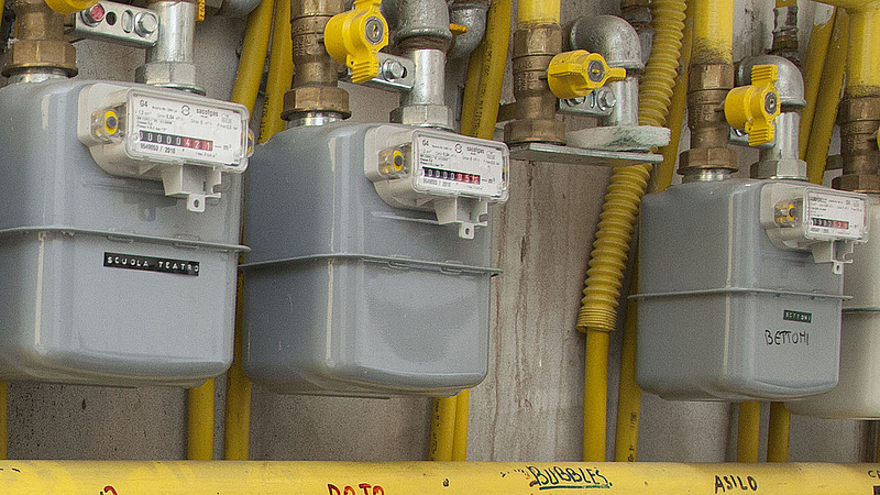 Gázzal fűt? Furcsaság a tárolt gáz körül