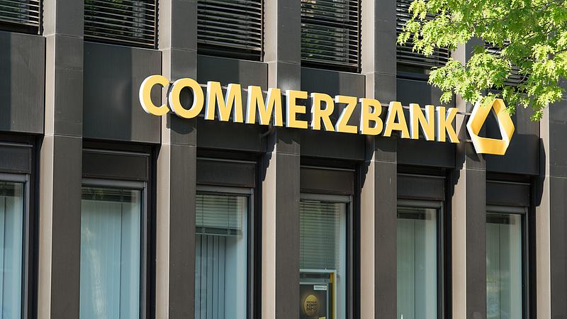 A Commerzbank a vártnál jobb negyedévet zárt