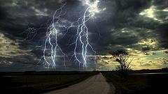Így pusztított a hétvégi vihar