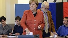 Német választás - megszólalt Merkel (frissítve)