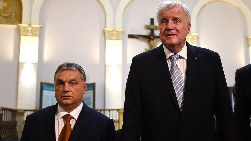 Orbán gratulált Merkelnek és Seehofernek