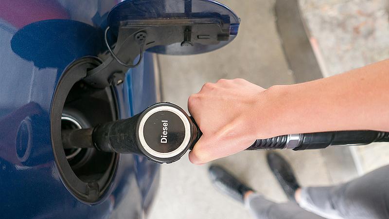 Újra drágul a gázolaj