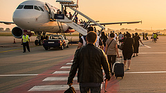 Tízmilliót kaptak a pórul járt légi utasok