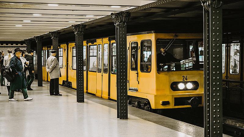 Új metrómegálló épülhet Budapesten - íme, a tervek