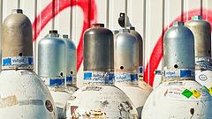 Elterjesztenék a PB-gázpalackokat