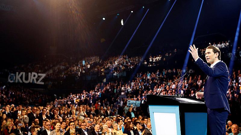 Osztrák választások: megszólalt a várható győztes