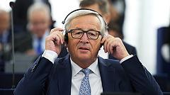 Juncker: Macron víziója rendkívül európai