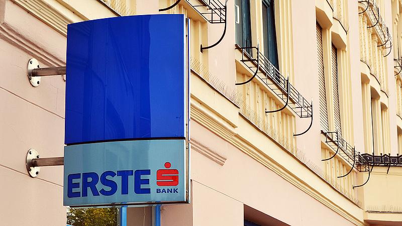 Hatalmas büntetést szabott ki az MNB az Erste Bankra