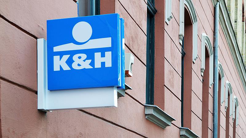 Szép számokkal állt elő a K&H Bank