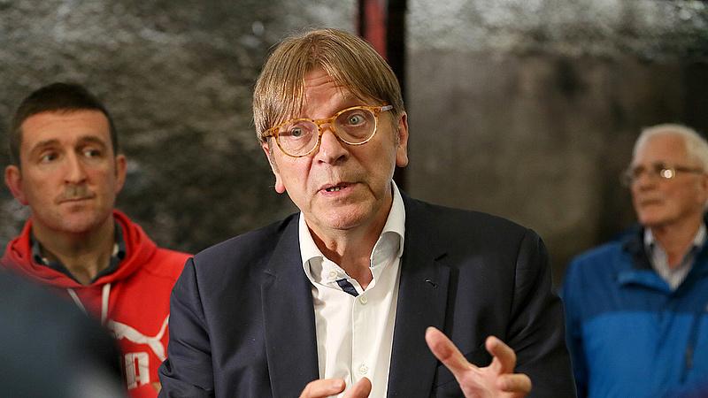 A brexit időpocsékolás - Verhofstadt