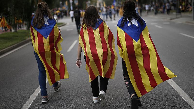 Megkérdezték, mit akarnak a katalánok - itt a meglepetés