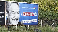 Orbánék blöffölnek Soros-ügyben - külföldi visszhang