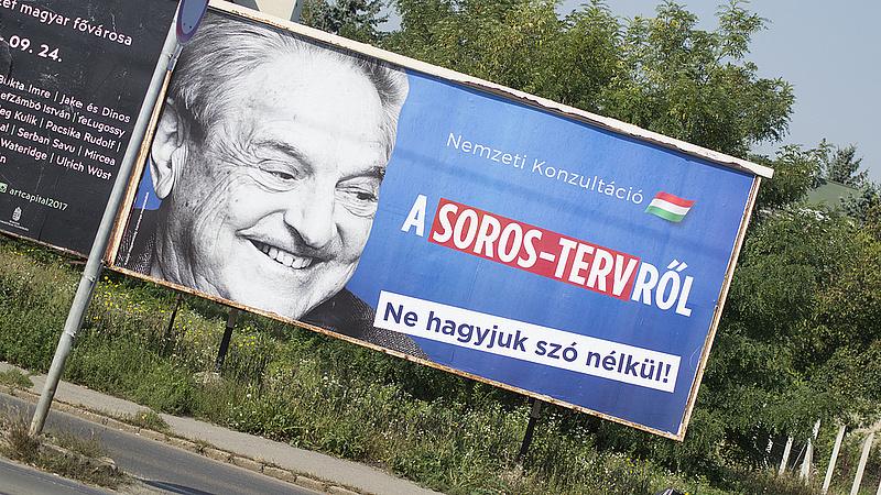 Magyarul üzent Soros György - videó