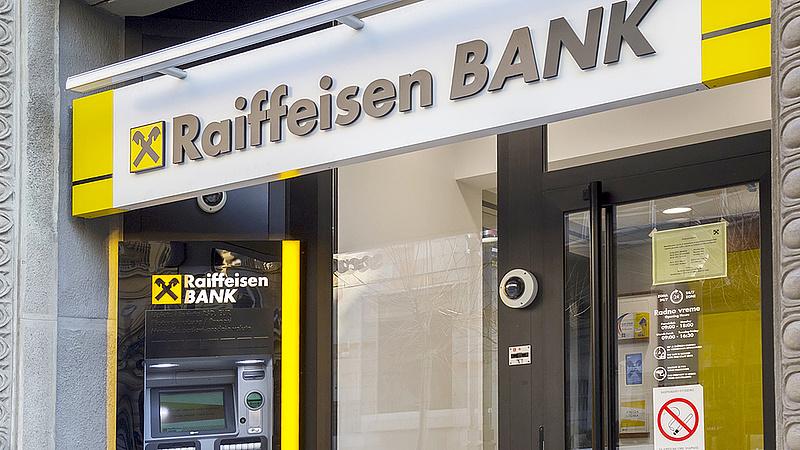 Bekeményít a Raiffeisen Bank