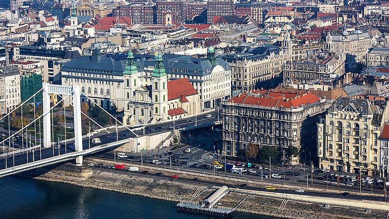 Csendes nap volt Budapesten