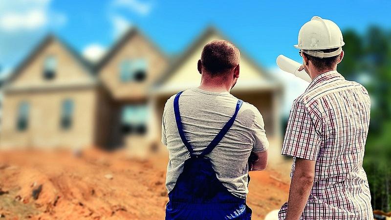Így teljesített áprilisban az építőipar