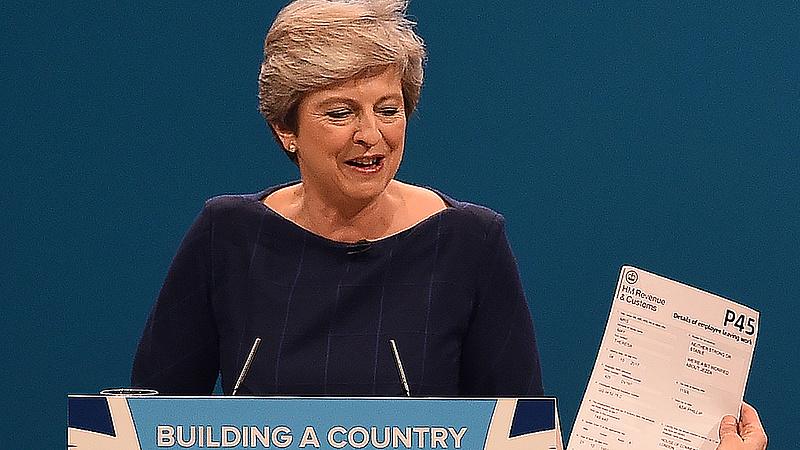 Inkább Merkel, mint Brüsszel! - Meglepő kijelentést tett a brit kormányfő