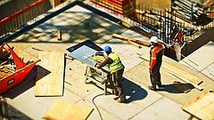 Ipari beruházások húzzák az építőipart