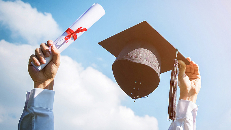 Csaknem százezer diplomát nem adtak ki