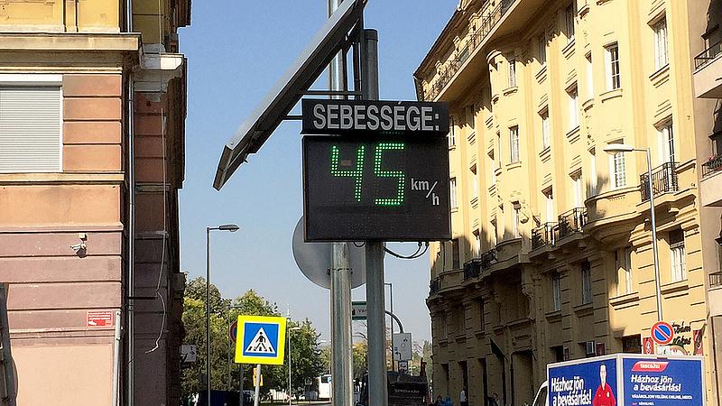 24 órás sebességmérés lesz az utakon