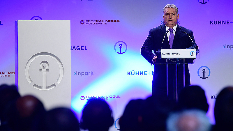 Erről beszélt ma Orbán Viktor