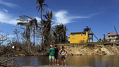 Trump ötmilliárd dolláros segélyt kért Puerto Ricónak