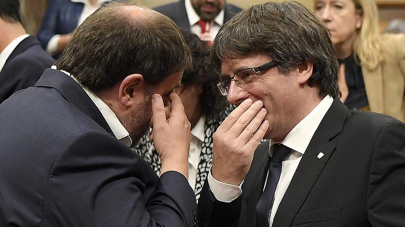 Perelnek a volt katalán vezetők