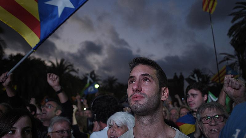 Csapda - így látják spanyol lapok a katalán elnök beszédét