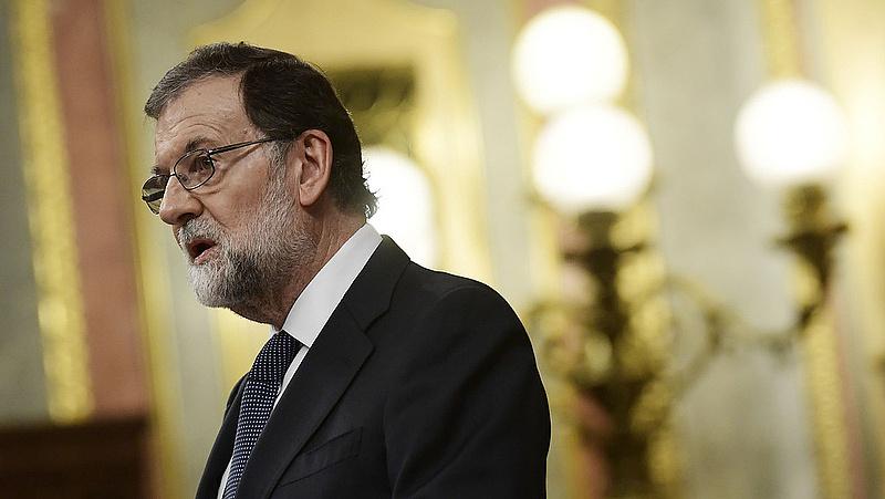 A spanyol parlament megvonta a bizalmat miniszterelnöktől