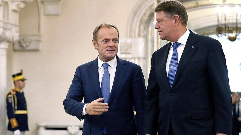 Iohannis: Románia nemet mond a többsebességes Európára