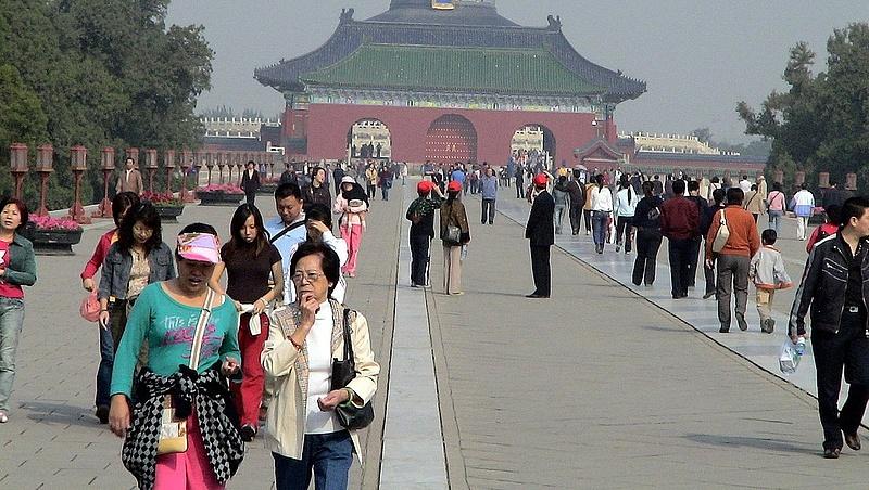 Kína bajban: tovább csökkent a születések száma