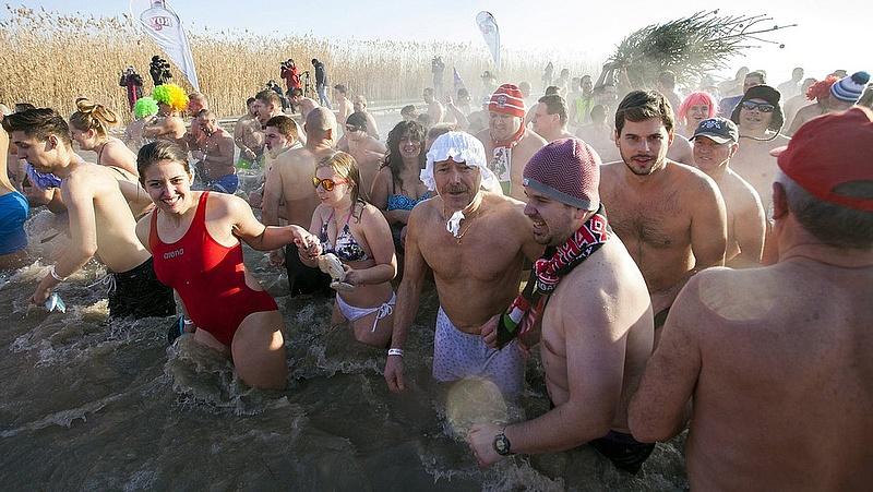 Ilyen még nem volt a Balatonnál - télen sem zárnak be