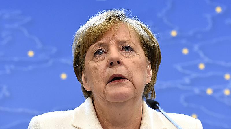 Angela Merkel optimista