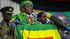 Vasárnap leváltják Mugabét