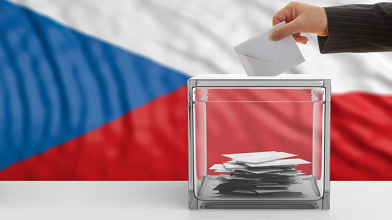Szoros lesz az elnökválasztás a cseheknél