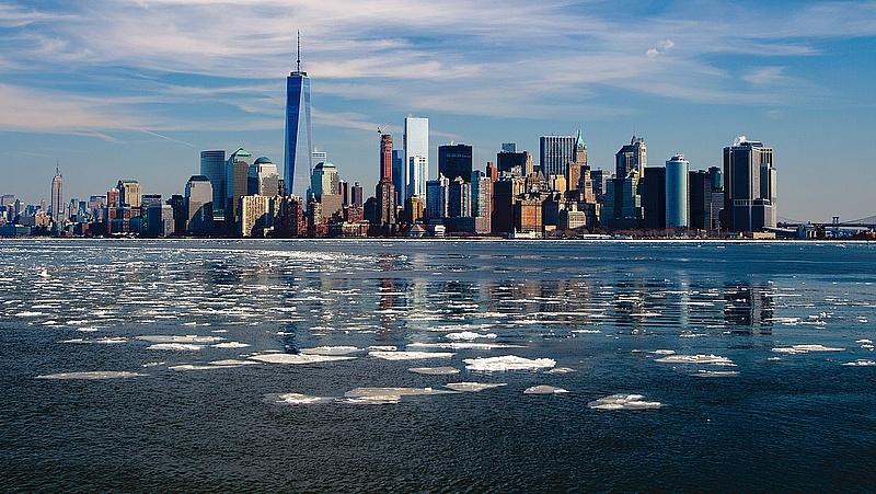 Felfelé indult New York