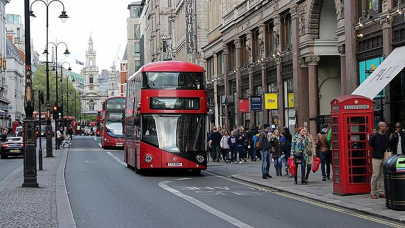 Fokozott készültség Londonban