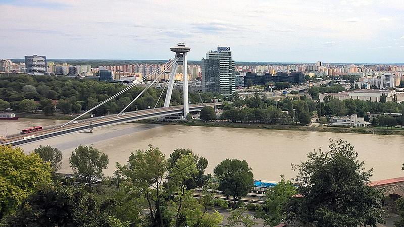 Van, amiben Szlovákia régiós sereghajtó