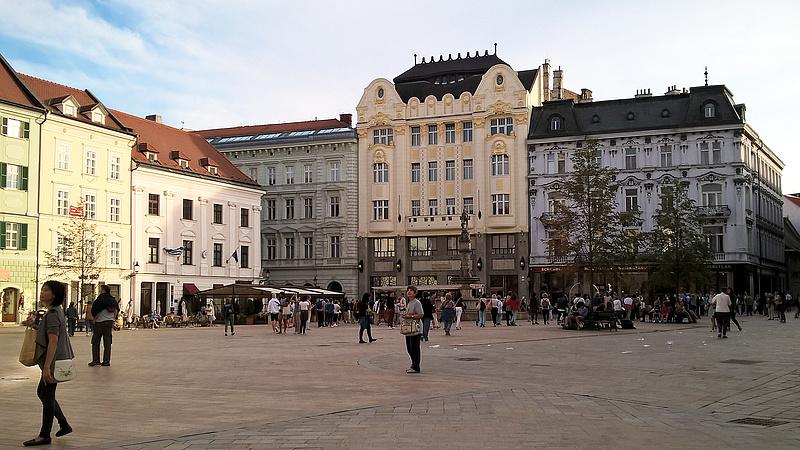 Szlovákia ismét példát mutat