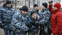 Durva balhé tört ki Moszkvában