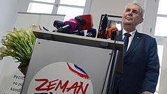 Az elnök mentheti meg a cseh Trumpot