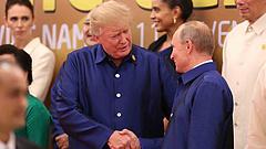 Meghökkentőt állított Trump az oroszokról és Clintonról