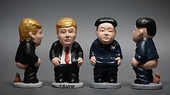 Észak-Korea: Trump atomháborúért kuncsorog?