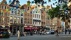A nyugdíjak miatt bénult le Brüsszel