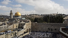 Izraelnek adnák Jeruzsálemet - Erdogan felhördült