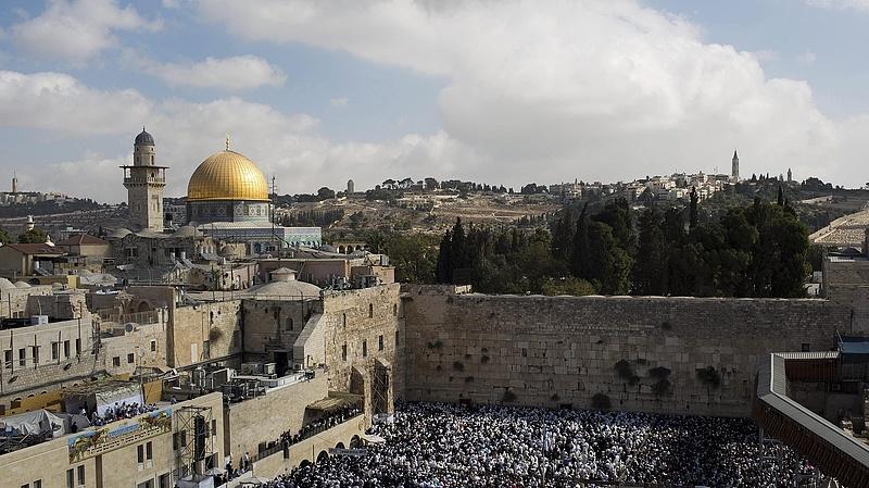 Kilencezer évvel ezelőtti településre bukkantak Jeruzsálem közelében