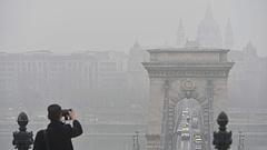 Évente mintegy 13 ezer embert öl meg a rossz levegő Magyarországon