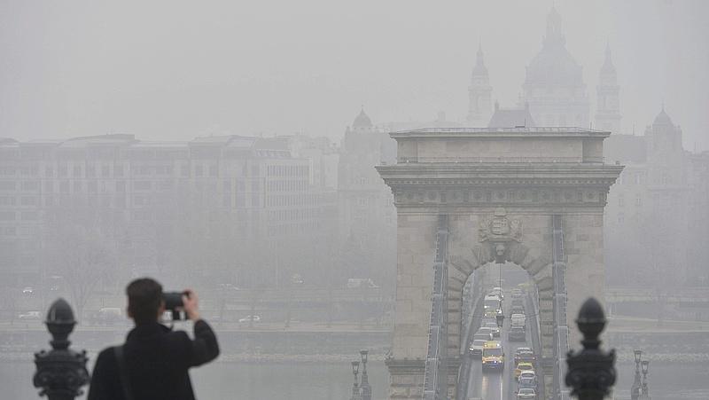 Figyelem: veszélyes az egészségre a budapesti levegő